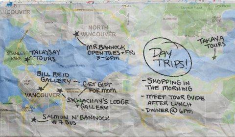 An Urban Escape in Vancouver with Jonny Bierman