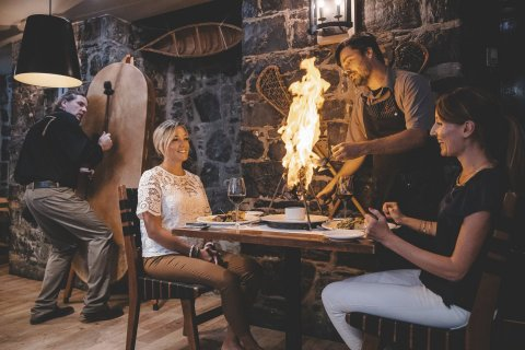 Restaurant Sagamité