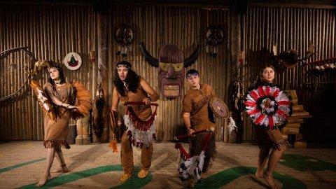 Onhoüa Chetek8e Huron Traditional Site